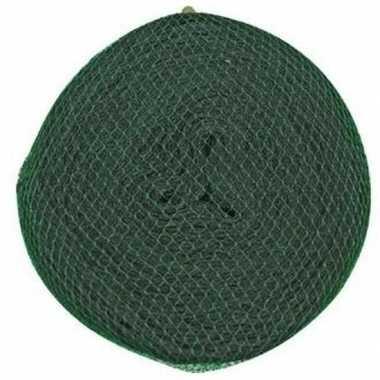 Vogelnet/beschermnet groen 5 x 10 meter